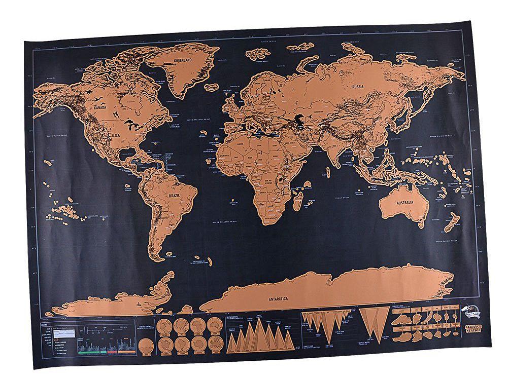 jeu concours gagnez votre carte du monde gratter. Black Bedroom Furniture Sets. Home Design Ideas