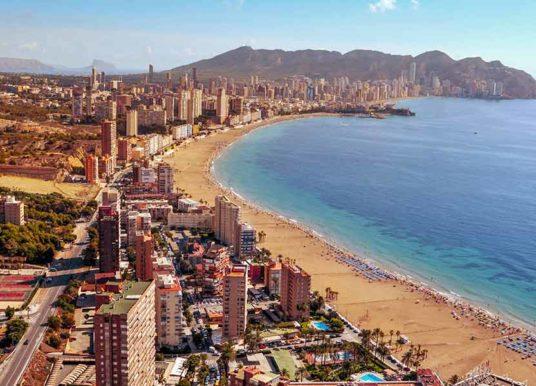 Visiter une autre Espagne : la Costa Blanca