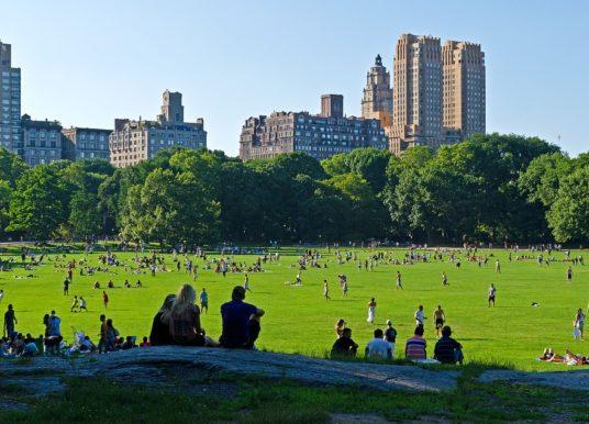 Partir à New-York avec ses enfants